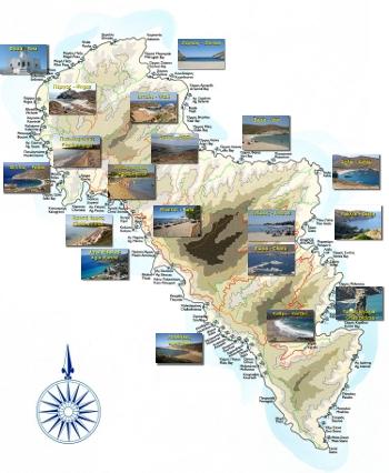 Παραλίες Άνδρου