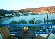 ALMAR APARTMENTS  BATSI, ANDROS ISLAND, GREECE